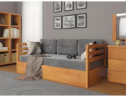 """Ліжко Немо Люкс """"Arbor Drev"""""""