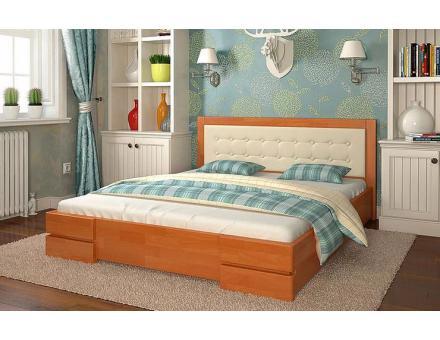 """Ліжко Регіна 180 """"Arbor Drev"""""""