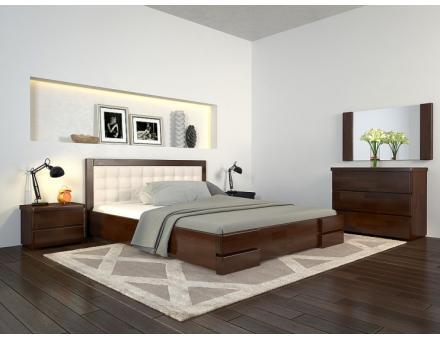 """Ліжко Регіна Люкс 140 """"Arbor Drev"""""""