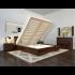 """Ліжко Далі Люкс 160 з підйомним механізмом """"Arbor Drev"""""""