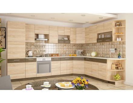 "Кухня Грета ""Mebel Service"" (1 м.п)"