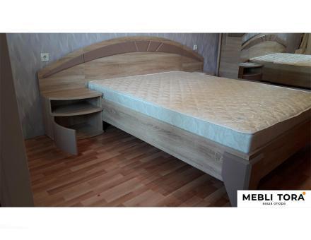 "Ліжко Аляска ""Mebel Service"""