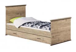 """Ліжко 90 Палермо """"Світ Меблів"""""""