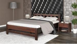 """Ліжко дерев'яне Верона """"Mebel Service"""""""