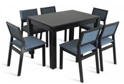 "Стіл Марко (чорний) ""MARKO Furniture"""