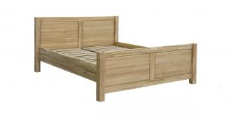 """Ліжко дерев'яне Троя """"Mebel Service"""""""